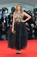 Carly Steel at the Downsizing premiere and Opening Ceremony, 74th Venice Film Festival in Italy on 30 August 2017.<br /> <br /> Photo: Kristina Afanasyeva/Featureflash/SilverHub<br /> 0208 004 5359<br /> sales@silverhubmedia.com