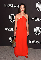 LOS ANGELES, CALIFORNIA - JANUARY 06: Elizabeth Reaser  attends the Warner InStyle Golden Globes After Party at the Beverly Hilton Hotel on January 06, 2019 in Beverly Hills, California. <br /> CAP/MPI/IS<br /> &copy;IS/MPI/Capital Pictures