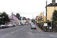 The village of Bruff in County Limerick, Ireland.<br /> Photo: Don MacMonagle <br /> e: info@macmonagle.com