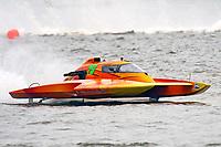 "Patrick Haworth, E-79 ""Bad Influence"" (5 Litre class hydroplane(s)"