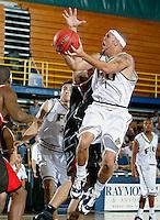 FIU Men's Basketball v. Barry (11/3/07)