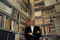 Franco Ferrarotti. Sociologo italiano. Italian sociologist....