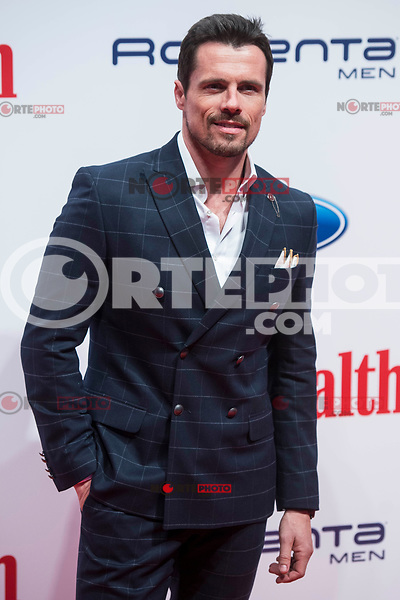 Octavi Pujades attends to Men's Health awards 2017 photocall at Goya Theater in Madrid, Spain. November 20, 2017. (ALTERPHOTOS/Borja B.Hojas) /NortePhoto.com