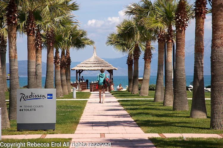 Radisson Blu hotel at Cesme, Izmir