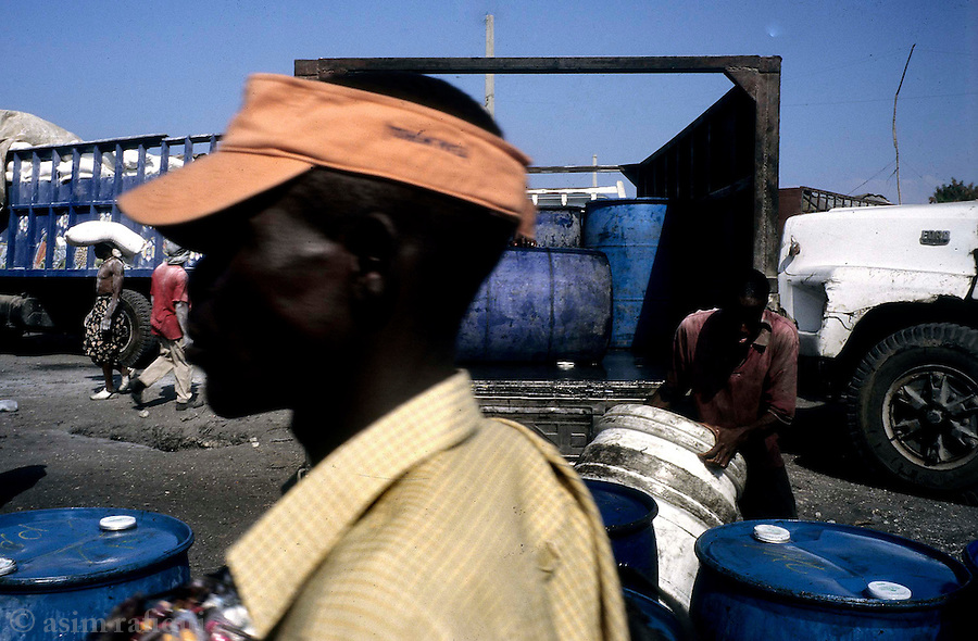 Lost In Port Au Prince