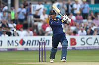 Tom Westley in batting action for Essex during Essex Eagles vs Surrey, NatWest T20 Blast Cricket at The Cloudfm County Ground on 7th July 2017