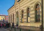 Centrum Kultury Żydowskiej placówka kulturalna propagująca kulturę żydowską, ulica Meiselsa 17 na krakowskim Kazimierzu.<br /> Center of Jewish Culture, Meiselsa 17 Street in Krakow, Kazimierz.
