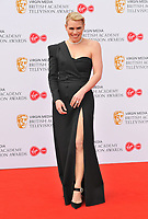 Billie Piper at the British Academy (BAFTA) Television Awards 2019, Royal Festival Hall, Southbank Centre, Belvedere Road, London, England, UK, on Sunday 12th May 2019.<br /> CAP/CAN<br /> &copy;CAN/Capital Pictures