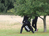 Ryan McCarthy (AUS) on the 14th fairway during Round 4 of the Bridgestone Challenge 2017 at the Luton Hoo Hotel Golf &amp; Spa, Luton, Bedfordshire, England. 10/09/2017<br /> Picture: Golffile | Thos Caffrey<br /> <br /> <br /> All photo usage must carry mandatory copyright credit     (&copy; Golffile | Thos Caffrey)