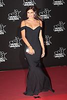 Julia Sidi Ayman Miss Cote d'Azur 2017 sur le Tapis Rouge / Red Carpet avant la Ceremonie des 19 EME NRJ MUSIC AWARDS 2017, Palais des Festivals et des Congres, Cannes Sud de la France, samedi 4 novembre 2017.