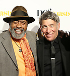 Ben Vereen and Stephen Schwartz attends the Dramatists Guild Foundation toast to Stephen Schwartz with a 70th Birthday Celebration Concert at The Hudson Theatre on April 23, 2018 in New York City.