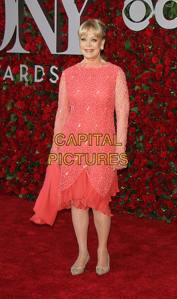 NEW YORK, NY-June 12: Candy Spelling  at the 70th Annual Tony Awards at the Beacon Theatre in New York. NY June 12, 2016. <br /> CAP/MPI/RW<br /> &copy;RW/MPI/Capital Pictures