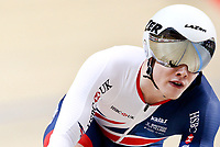 Picture by SWpix.com - 03/03/2018 - Cycling - 2018 UCI Track Cycling World Championships, Day 4 - Omnisport, Apeldoorn, Netherlands - Men's Sprint Quarterfinals - Jack Carlin of Great Britain