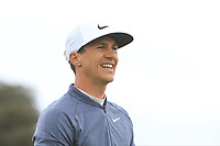 Thorbjorn Olesen (DEN) on the 11th tee during Round 2 of the Open de Espana 2018 at Centro Nacional de Golf on Friday 13th April 2018.<br /> Picture:  Thos Caffrey / www.golffile.ie<br /> <br /> All photo usage must carry mandatory copyright credit (&copy; Golffile | Thos Caffrey)