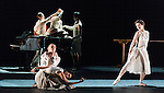"English National Ballet. ""Jeux"". World Premiere."