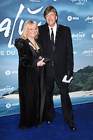 Judy Finnegan and Richard Madeley<br /> at the Cirque du Soleil &quot;Amaluna&quot; 1st night, Royal Albert Hall, Knightsbridge, London.<br /> <br /> <br /> &copy;Ash Knotek  D3218  12/01/2017