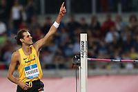 Gianmarco TAMBERI (ITA) High Jump Men<br /> Roma 06-06-2019 Stadio Olimpico, <br /> IAAF Diamond League Golden Gala<br /> Meeting Atletica Leggera <br /> Photo Cesare Purini / Insidefoto
