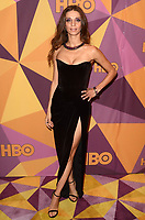 BEVERLY HILLS, CA - JANUARY 7: Angela Sarafyan at the HBO Golden Globes After Party, Beverly Hilton, Beverly Hills, California on January 7, 2018. <br /> CAP/MPI/DE<br /> &copy;DE//MPI/Capital Pictures