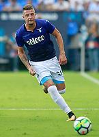 SS Lazio's Sergej Milinkovic-Savic during XXXIII Costa del Sol Trophy. August 5,2017. (ALTERPHOTOS/Acero/Insidefoto)