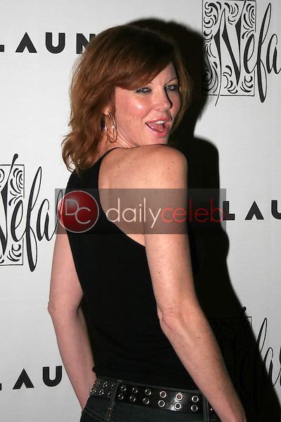 Cynthia Basinet<br /> at Flaunt Magazine Presents Nefarious Fine Jewelry Hosted by Velvet Revolver, Black Steel Restaurant, Hollywood, CA. 04-06-06<br /> Marty Hause/DailyCeleb.com 818-249-4998