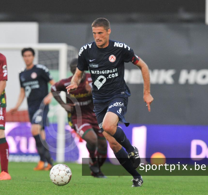 KV Kortrijk : Nebojsa Pavlovic.foto VDB / DAVID CATRY