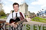 Killarney singer Ben Quinlan who has reached the last 1000 in X Factor