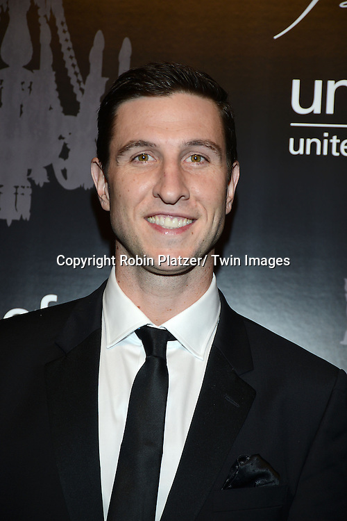 Pablo Schreiber  attends the 9th Annual Unicef Snowflake Ball on December 3, 2013 at Cipriani Wall Street in New York City.