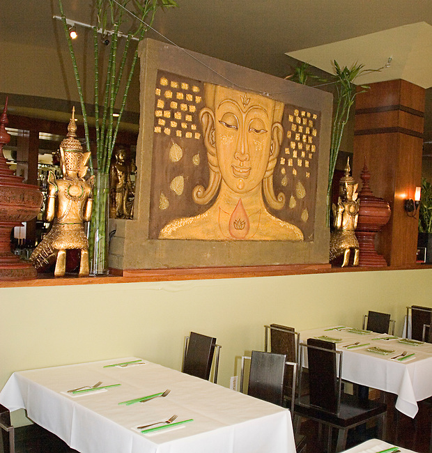 Ko Samui Restaurant, San Francisco, California