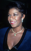 Natalie Cole, 1992, Photo By Michael Ferguson/PHOTOlink