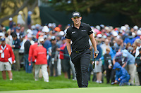 Matthew Wallace (ENG) makes his way to the green on 3 during round 4 of the 2019 US Open, Pebble Beach Golf Links, Monterrey, California, USA. 6/16/2019.<br /> Picture: Golffile | Ken Murray<br /> <br /> All photo usage must carry mandatory copyright credit (© Golffile | Ken Murray)