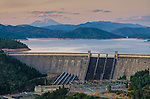 Shasta Dam and Shasta Lake, Shasta County, California