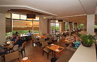 EUS- Oystercatchers Restaurant at Grand Hyatt Interior - Waterfront Dining, Tampa FL 9 16