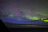 Polarlichter, Polarlicht, Nordlicht, Nordlichter, Aurora borealis, Island, aurora, auroras, aurorae, polar lights, northern lights, polar light, northern light, Iceland, aurore polaire, aurore boréale