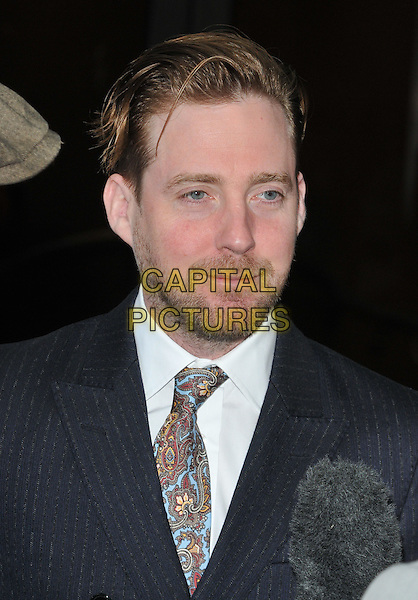 Ricky Wilson at the Nordoff Robbins O2 Silver Clef Awards 2016, Grosvenor House Hotel, Park Lane, London, England, UK, on Friday 01 July 2016.<br /> CAP/CAN<br /> &copy;CAN/Capital Pictures