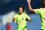 Yumi Uetsuji (JPN), <br /> MARCH 6, 2015 - Football / Soccer : <br /> Algarve Women's Football Cup 2015 Group C match <br /> between Japan 3-0 Portugal <br /> at Algarve Stadium in Faro, Portugal. <br /> (Photo by YUTAKA/AFLO SPORT)[1040]