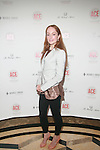 Actress Lotte Verbeek Attends The Association of Community Employment Programs for the Homeless Presents Viva Las Veg-ACE! held at the Waldorf Astoria (Starlight Roof), NY  5/19/11