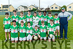 The Legion team who took part in the Lee Strand U13 Invitational Tournament at Connolly Park on Saturday.