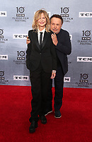 "11 April 2019 - Hollywood, California - Meg Ryan, Billy Crystal. 2019 10th Annual TCM Classic Film Festival - The 30th Anniversary Screening of ""When Harry Met Sally"" Opening Night  held at TCL Chinese Theatre. Photo Credit: Faye Sadou/AdMedia"