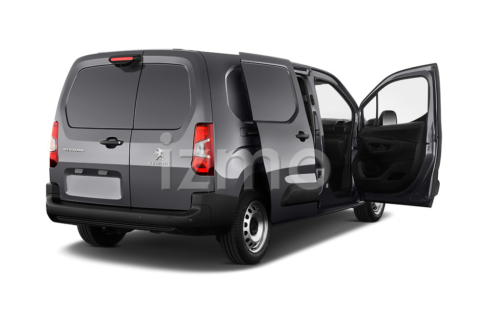 Car images of 2019 Peugeot Partner Pemium 4 Door Car Van Doors
