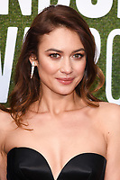 "Olga Kurylenko<br /> arriving for the London Film Festival screening of ""The Man Who Killed Don Quixote"" at the Embankment Gardens<br /> <br /> ©Ash Knotek  D3445  16/10/2018"