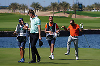 Joost Luiten (NED) on the 18th during Round 4 of the Saudi International at the Royal Greens Golf and Country Club, King Abdullah Economic City, Saudi Arabia. 02/02/2020<br /> Picture: Golffile | Thos Caffrey<br /> <br /> <br /> All photo usage must carry mandatory copyright credit (© Golffile | Thos Caffrey)
