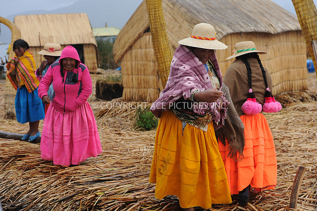 WWW.ACEPIXS.COM . . . . . .January 5, 2013...Peru.... Lake Titicaca on January 5, 2013 in Peru ....Please byline: KRISTIN CALLAHAN - ACEPIXS.COM.. . . . . . ..Ace Pictures, Inc: ..tel: (212) 243 8787 or 212 489 0521..e-mail: kristincallahan@aol.com...web: http://www.acepixs.com .