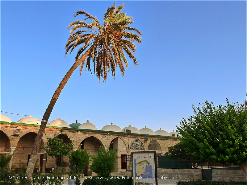 Mosque Outbuildings, Acco