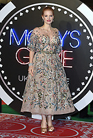 Jessica Chastain<br /> arriving for the &quot;Molly's Game&quot; premiere at the Vue West End, Leicester Square, London<br /> <br /> <br /> &copy;Ash Knotek  D3357  06/12/2017