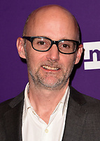 """WEST HOLLYWOOD - FEBRUARY 21:  Moby at Los Angeles screening of """"Half Magic"""" at The London West Hollywood on February 21, 2018 in West Hollywood, California.(Photo by Scott Kirkland/PictureGroup)"""