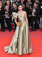 Fan Bingbing at the gala screening for &quot;The Eternals&quot; at the 71st Festival de Cannes, Cannes, France 11 May 2018<br /> Picture: Paul Smith/Featureflash/SilverHub 0208 004 5359 sales@silverhubmedia.com