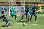11.01.2019, Bidvest Stadion, Braampark, Johannesburg, RSA, FSP, SV Werder Bremen (GER) vs Bidvest Wits FC (ZA)<br /> <br /> im Bild / picture shows <br /> <br /> Foul an Kevin Möhwald / Moehwald (Werder Bremen #06) durch Granwald Scott Warren(Bidvest Wits FC #14) im Strafraum<br /> <br /> Foto © nordphoto / Kokenge