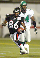 Demetris Bendross Ottawa Renegades 2003. Photo Scott Grant