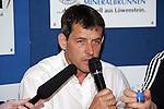 Rafael Sanchez (Trainer VfR Mannheim) in der Oberliga 2007/08 VfR Mannheim vs. SV Waldhof/Mannheim. Foto © Rhein-Neckar-Picture *** Foto ist honorarpflichtig! *** Auf Anfrage in höherer Qualität/Auflösung. Belegexemplar erbeten.