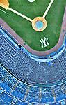 Aerial Photograph of Yankee Stadium, Bronx, New York